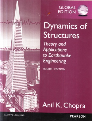 Dynamics of structures : theory and applycations to earthquake engineering