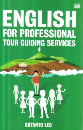 English for professional tour guiding services