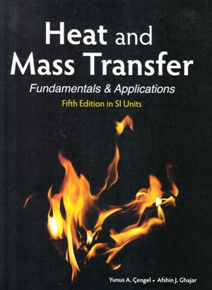 Heat and mass transfer : fundamentals and applications