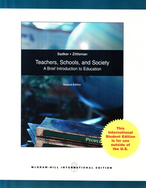 Teacher, schools, and society : a brief introduction to education