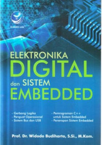 Image of Elektronika digital dan sistem embedded